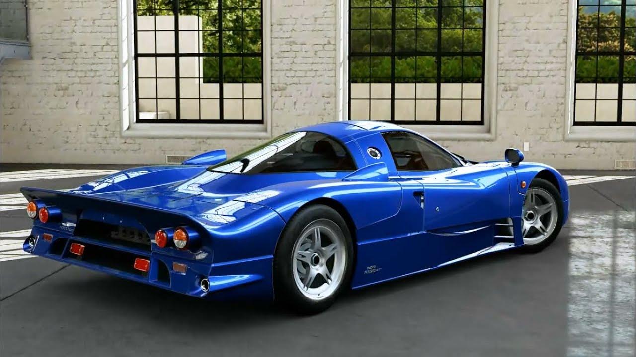 Forza Motorsport 5 1998 Nissan R390 Youtube