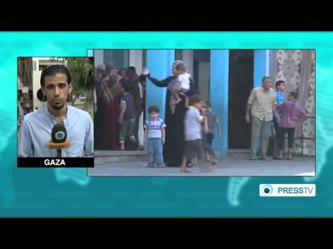 GAZA BESIEGED: suffers from widespread power, water shortages