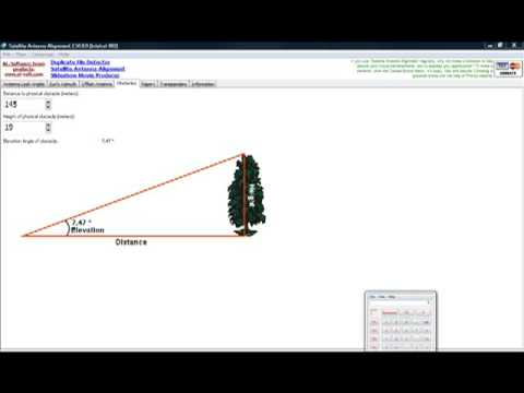 Software para Alinear Antenas Parte I