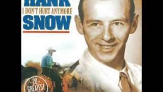 1212 Hank Snow - I Don't Hurt Anymore
