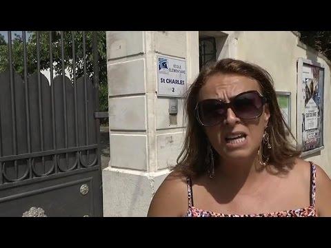 Rythmes scolaires: Marseille en colère