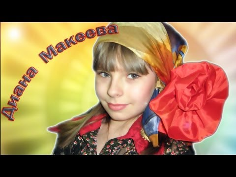 """детские песни - """"Маленькая Гадалка"""" new"""