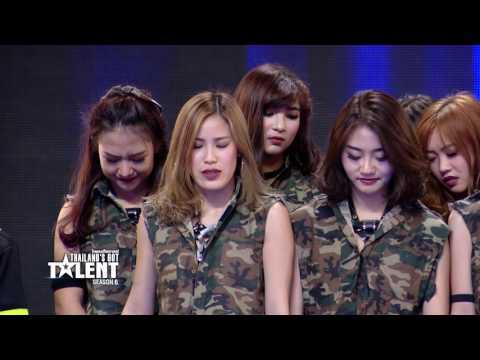 Thailand's Got Talent Season 6 EP7 6/6