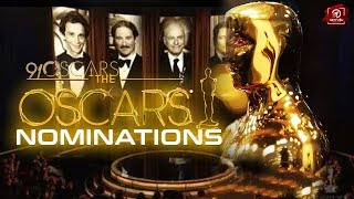 2019 Oscar Nominations Announcement | Academy Awards 2019