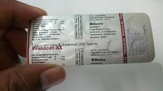 Bionova / Primocet-AX Tablet - Uses, Side-effects, Reviews, and Precautions in hindi