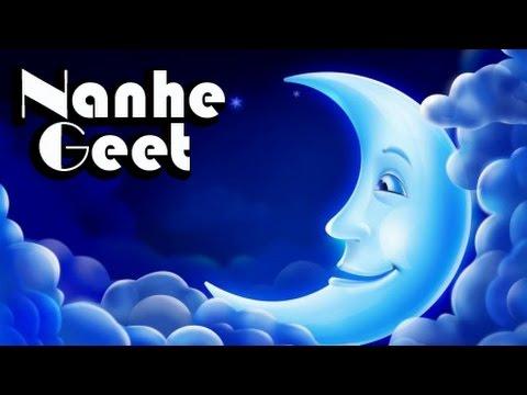 Nanhe Geet   Hindi Nursery Rhymes    Hindi Animated Story  ...