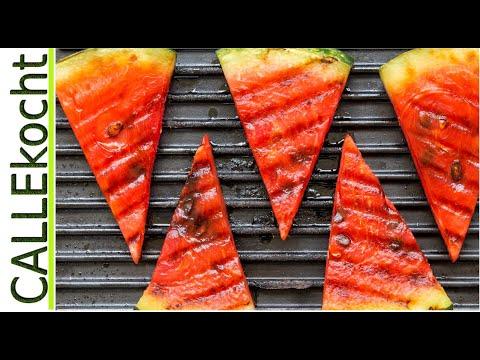 Gegrillte Wassermelone - BBQ Mal Anders