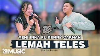 Download lagu YENI INKA FT. DENNY CAKNAN -  LEMAH TELES ( LIVE MUSIC) - DC MUSIK