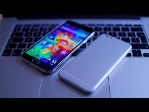 "Apple 5.5"" iPhone 6 or Samsung Galaxy Note 4?"