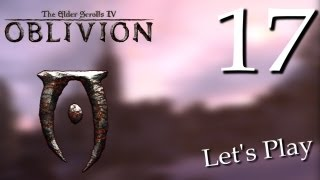 Прохождение The Elder Scrolls IV: Oblivion с Карном. Часть 17