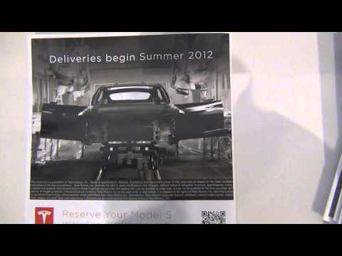 3 18 2012...public Unveiling Of Tesla's Model X---video #10 Of 14 video
