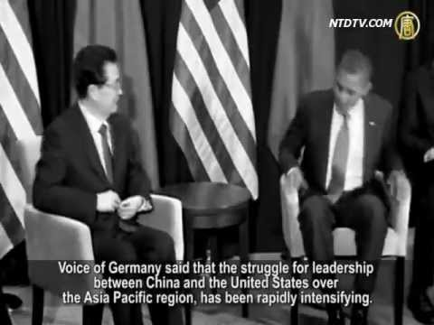 US-China Asia-Pacific Leadership Crisis