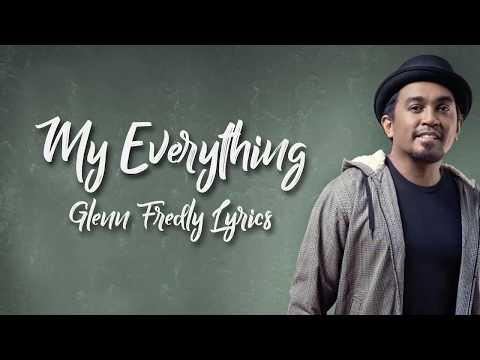 Glenn Fredly - My Everything (Lyrics)