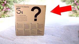 I RECEIVED A SECRET BOX..