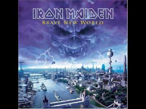 Traduzione Brave New World-iron Maiden (hq) video