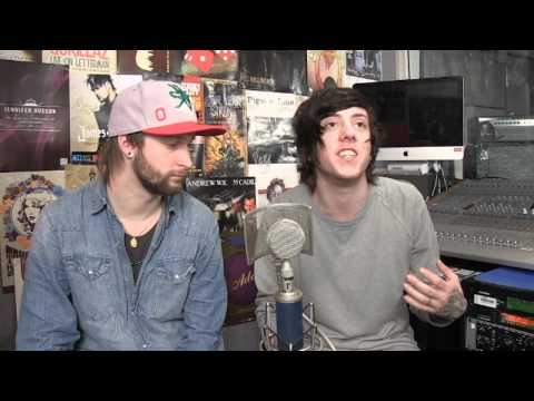 Breathe Carolina - Interview (Last.fm Sessions)
