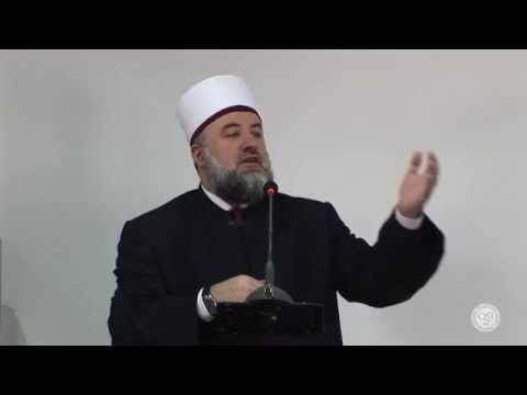 Peshorja e veprave, mizani - Fadil Musliu - HUTBE