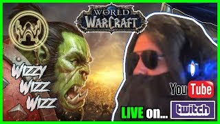 🔴 LIVE - WORLD OF WARCRAFT - QUESTING AND A CRAFTING