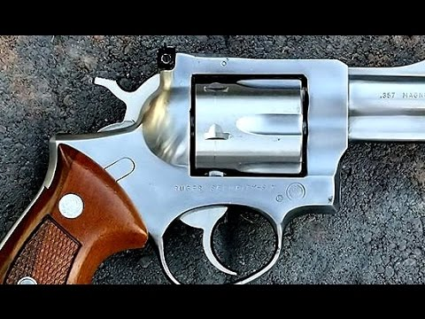 Disassemble a Ruger Security Six With Just A Dime!!   Review & Shooting A Great Revolver