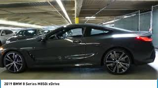 2019 BMW 8 Series Newport Beach CA N190924