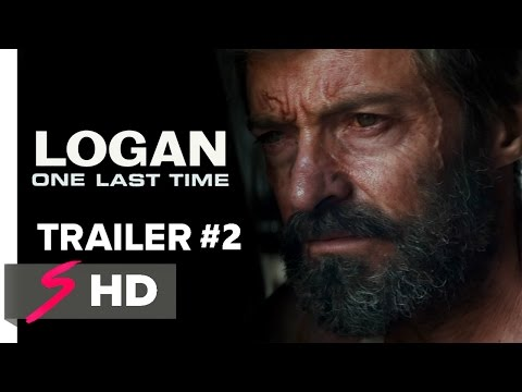 "Logan Trailer #2 - ""One Last Time"" (2017) Wolverine Hugh Jackman Movie (Fan Made)"