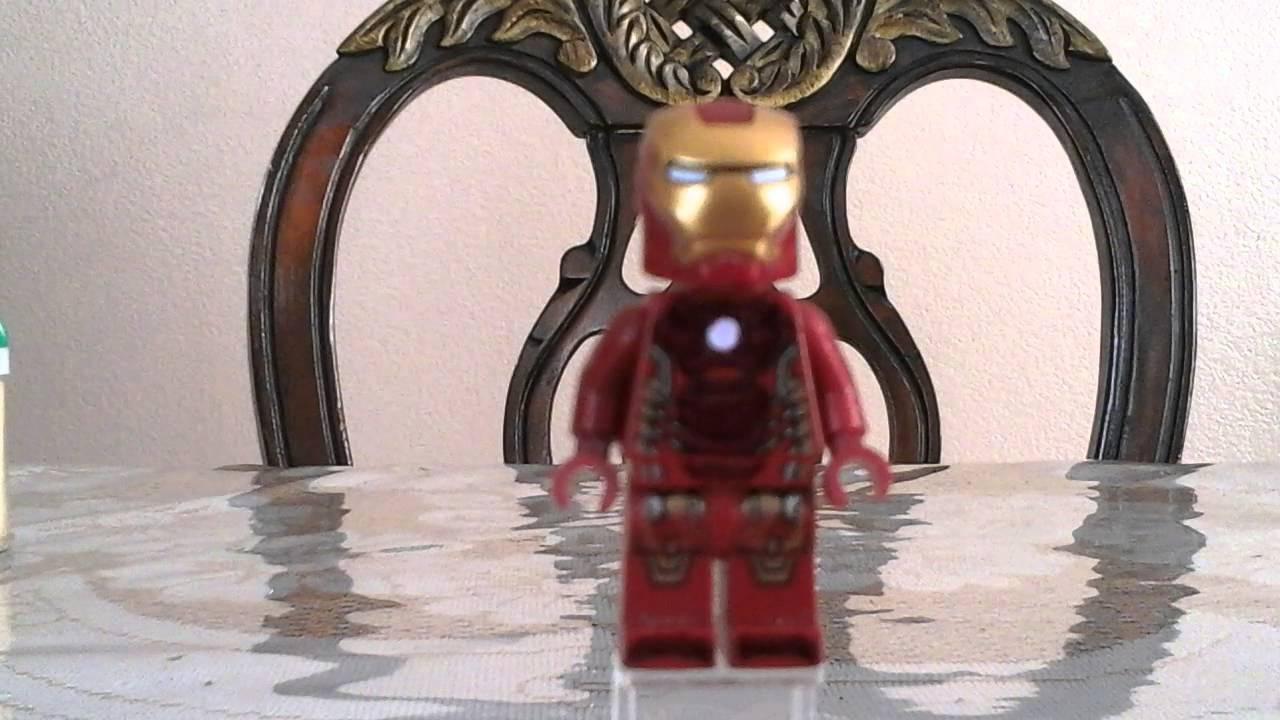 The Avengers Age of Ultron Iron Man Mark 43 of Ultron Iron Man Mark 43