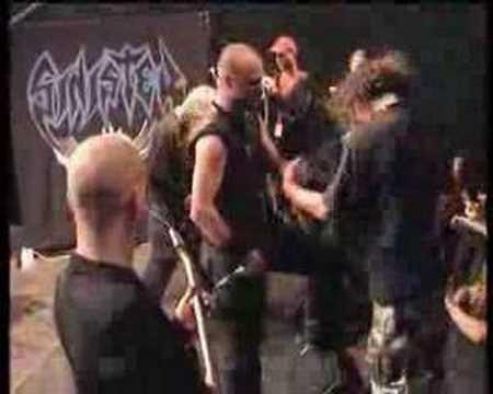 Sinister - Men Down