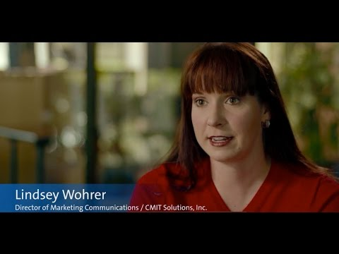 Hoover's Data helps CMIT Solutions to drive growth