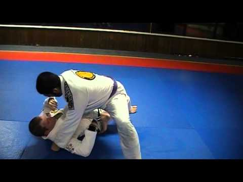 Savarese BJJ Stack Pass/Knee on Belly Escape BJJ Drill|New Jersey BJJ Image 1
