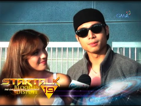 Startalk Online Exclusive: Mikael Daez at Andrea Torres, more projects sa Cambodia?
