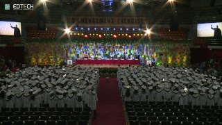 UST Senior High School 1st Commencement Ceremonies - MAD and PES Strands