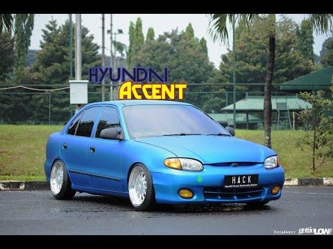 Mobil Sedan Hyundai ACCENT Ceper MAMPUS