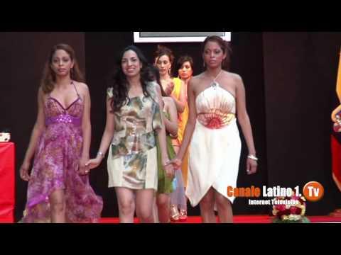 Desfile Moda Ecuador a Milano - Italia,14.06.2010 - (Primera Parte)