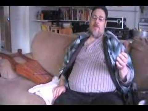 Gregg Modell on Prof. Irwin Corey