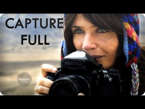 Helena Christensen & Portrait Photographer Mary Ellen Mark | Capture Ep. 7 Full | Reserve Channel