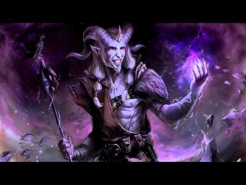 Fired Earth Music - The Black Sorcerer (2014 - Epic Dark Fantasy)