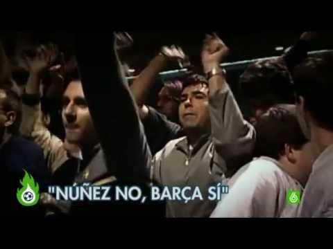 Las crisis del Barça. Nuñez, Gaspart, Laporta, Rosell y Bartomeu