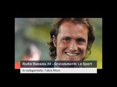 Radio Bussola 24 - Granatamente lo Sport Speciale Ritiro - 21 lug 2015
