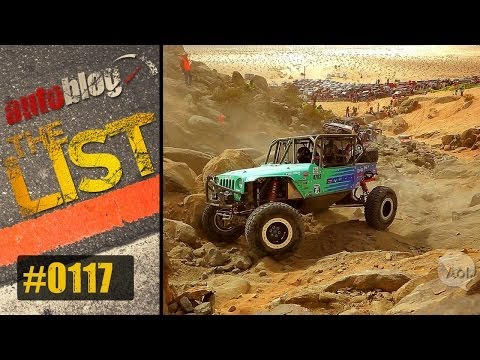Race in the King of the Hammers | The List | Autoblog