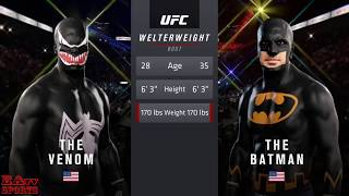 Venom Vs Batman -  EA SPORTS TV