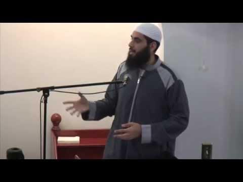 Ustadh Kareem Hassan - Jummah on 3/27/15