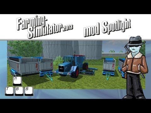 Farming Simulator 2013 Mod Spotlight - S5E30 - Brilliant Trailers