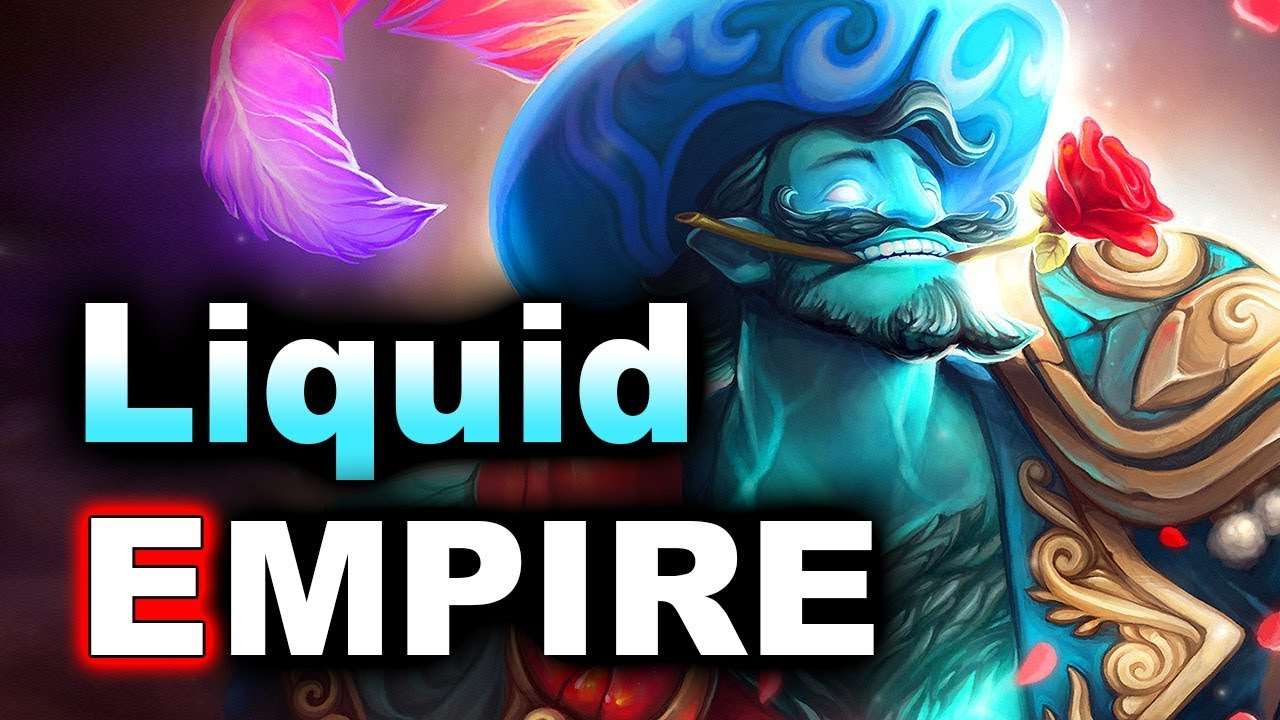 LIQUID vs EMPIRE - No Mercy! - DreamLeague 8 Major 7.07b DOTA 2