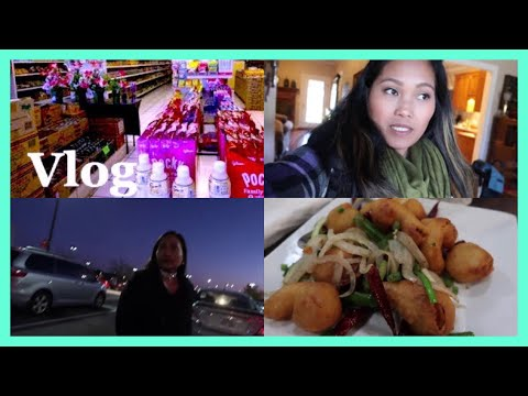 Vlog: Filipino Grocery Food || ArceLife_Styles