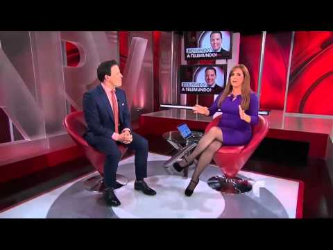 Al Rojo Vivo: Presentador Venezolano Raúl González da el salto a Telemundo