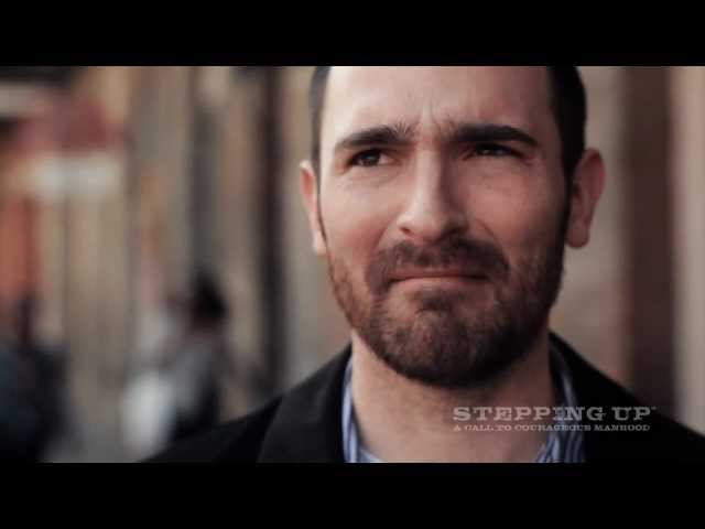 What's the Most Courageous Thing You've Ever Done? | Stepping Up™ Video Series - Man on the Street