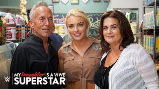 Mandy Rose's parents on The Golden Goddess' tomboy days: My Daughter is a WWE Superstar