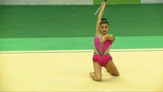 Rio de Janeiro - Test Event: Alessia Russo / Clavette (qualifiche)
