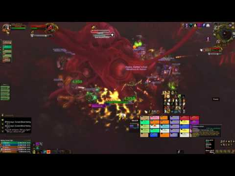 Brothers in arms vs IL'GYNOTH HC first kill