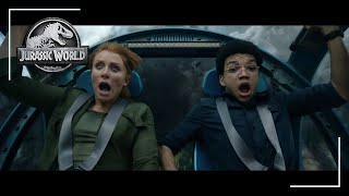 Trailer - Now on 4K, Blu-ray, DVD & Digital | Jurassic World: Fallen Kingdom